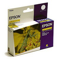 Epson Stylus Photo 950 Inkjet Cartridge Yellow 17ml C13T033440