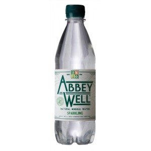 Abbey Well Natural Mineral Water Bottle Plastic Sparkling 500ml Ref 3791[Pack 24]