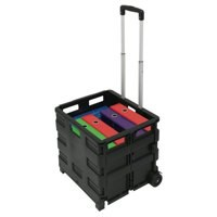 Foldable Crate Trolley