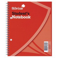 Silvine Student Sprl Notebook 138