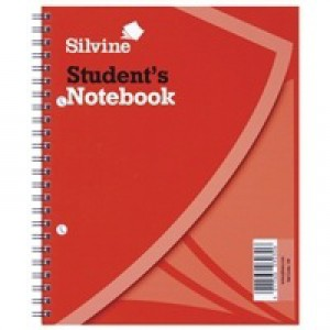 Silvine Student Sprl Notebook 139