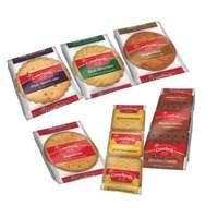 Crawfords Mini Packs Assorted Biscuits 6 Varieties Ref VTPCBC100 [Pack 100]