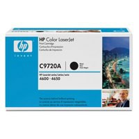 Hewlett Packard [HP] No. 641A Laser Toner Cartridge Page Life 9000pp Black Ref C9720A