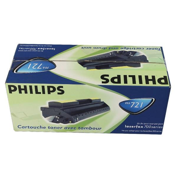 Philips LPF725/LPF755 Fax Toner Cartridge Black PFA721