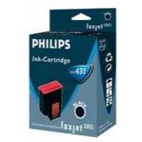 Philips Inkjet Cartridge Page Life 500pp Black Ref PFA431