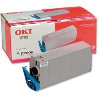 Oki Toner Cart C7000 Magenta 41304210