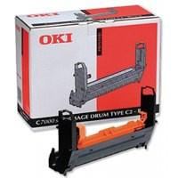 Oki Drum Unit C7000 Black 41304112
