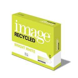 Image Recycled Bright White 100% Recycled A3 420X297mm 90Gm2 Packed 500