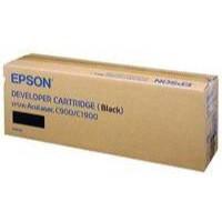 Epson AcuLaser C900/C1900 Toner/Developer Cartridge Black C13S050100