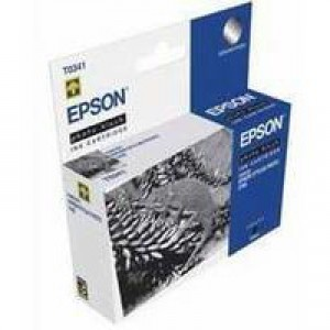 Epson Stylus Photo 2100 Inkjet Cartridge Black 17ml C13T034140