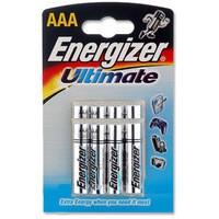 Energizer High Tech Battery Alkaline LR03 1.5V AAA Ref 637447 [Pack 8]