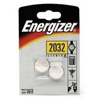 Energizer Lith Battery CR2032 Pk2 628747
