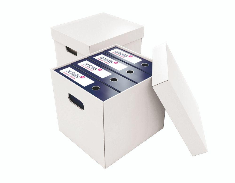 Team Heavy Duty Archive Box 150M/B/T 381x330x250mm