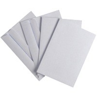 Q-Connect White C6 Envelope S/Seal Pk50