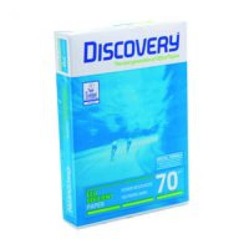 Discovery Office Paper FSC4 Nonstop Box A4 70g Pk2500