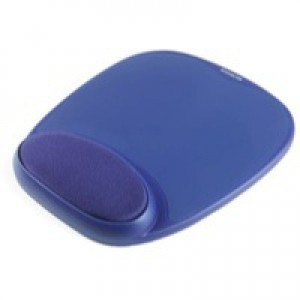 Acco Kensington Gel Mouse Rest Blue 64273