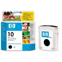 HP No.10 Inkjet Cartridge Black Code C4844AE
