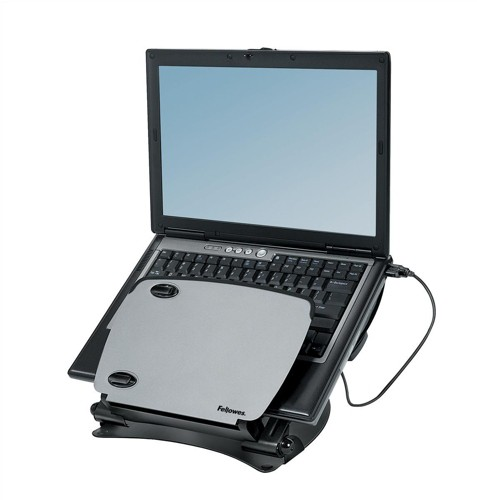 Fellowes Professional Laptop Workstation Silver 8037301 8024601