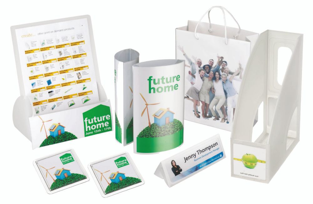 Xerox Create Sample Pack of 26 Products Pack 1    All with printed sheet inserted 003R98889