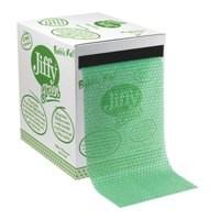 Jiffy Green Bubble 300mm x33 Metres Dispenser Box 43010