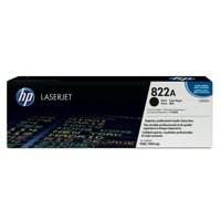 Hewlett Packard No822A LaserJet Toner Cartridge Black C8550A