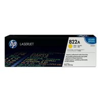 Hewlett Packard No822A LaserJet Toner Cartridge Yellow C8552A