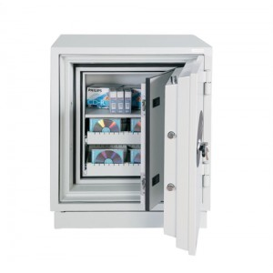 Phoenix Datacare Safe 2 Hour Fire Protection High Quality Key Lock 80L 242kg W690xD720xH855mm Ref DS2003K