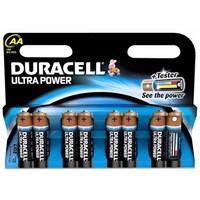 Duracell Ultra Power MX1500 Battery Alkaline 1.5V AA Ref 81235497 [Pack 8]