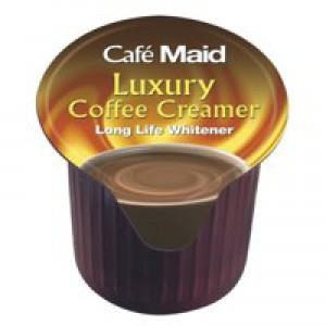 Cafe Maid Brown and Creamer Jiggers Long Life 14ml Pack 120 Code A02082