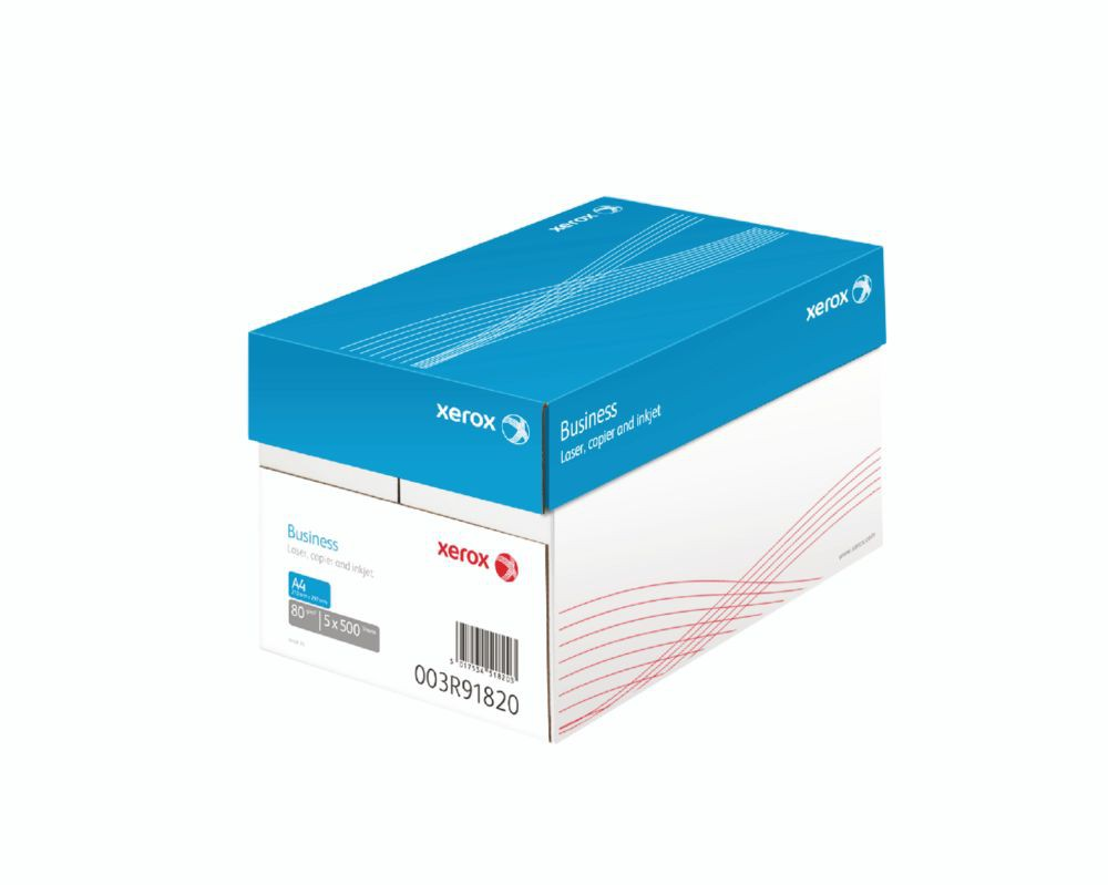 Xerox Business Quickpack A4 210X297mm 80Gm2 FSC4 Pack 2500 003R91895