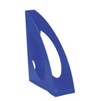 Avery DTR Eco Magazine Rack File Recyclable A4 Blue Ref DR200BLU