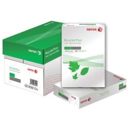 Xerox Recycled Pure 297X420mm 80Gm2 FSC4 Pack 500 003R98105