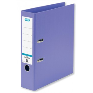 Elba Plastic L/Arch A4 Purple 100080906