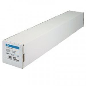 HP DesignJet Coated Paper 90gsm 36in Roll 914mmx45.7m Code C6020B