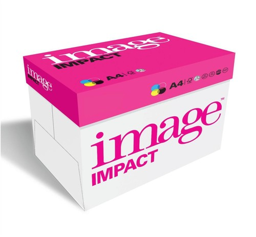 Image Impact FSC Mixed Credit A4 210X297mm 80Gm2 Pack 500