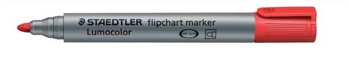 Staedtler Lumocolor Flipchart Markers Water-based Dry-safe Bullet Tip 2mm Assorted Ref 356 WP6 [Pack 6]