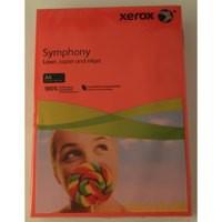 Xerox Symphony Strong-Dark Red A4 210X297mm 160Gm2 FSC4 Pack 250 003R94278