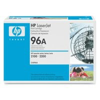 Hewlett Packard [HP] No. 96A Laser Toner Cartridge Page Life 5000pp Black Ref C4096A