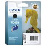 Epson Seahorse Inks Cartridge Black T0481