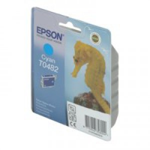 Epson Seahorse Inks Cyan T0482