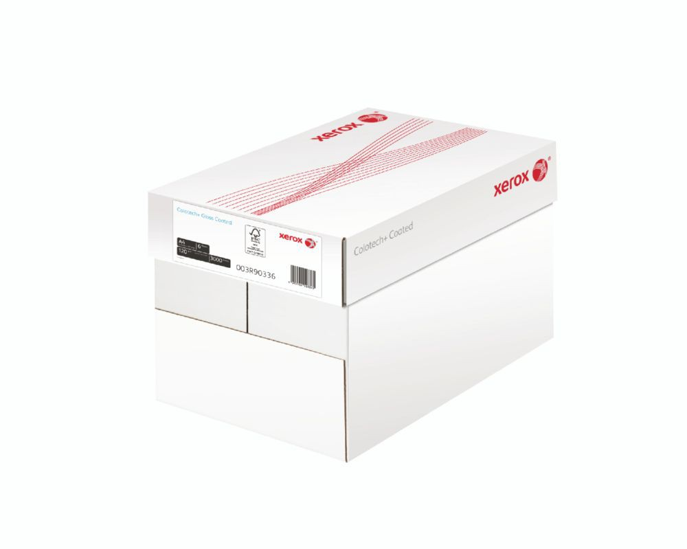 Xerox Colotech+ Gloss Coated SRA3 450X320mm FSC Mixed Credit 280Gm2 SG Pack 200 003R90353