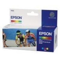 Epson Stylus Color 900 Inkjet Cartridge 3-Colour 67ml T005 C13T005011