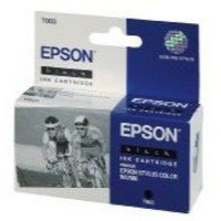 Epson Stylus Color 900 Inkjet Cartridge Black 34ml T003 C13T003011