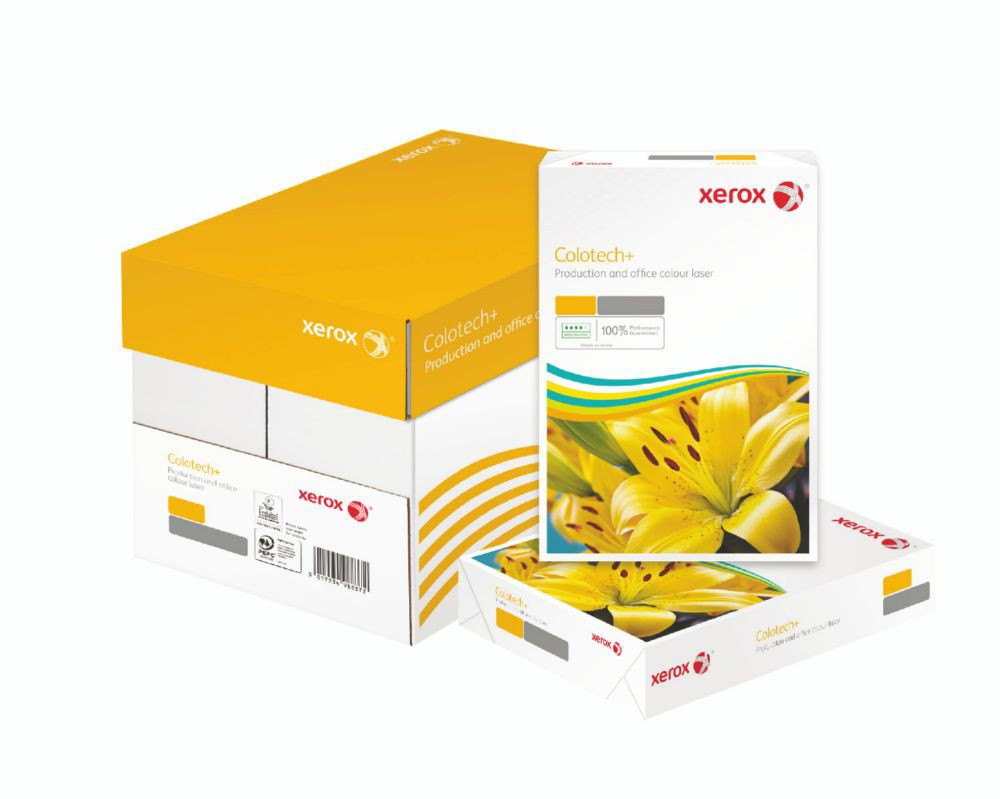Xerox Colotech+ A4-4HP 210X297mm PEFC 100Gm2 LG Pack 500 003R98843