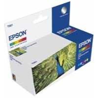 Epson Inkjet Cartridge Colour Photo 3-Colour 66ml 1200 T001 C13T001011