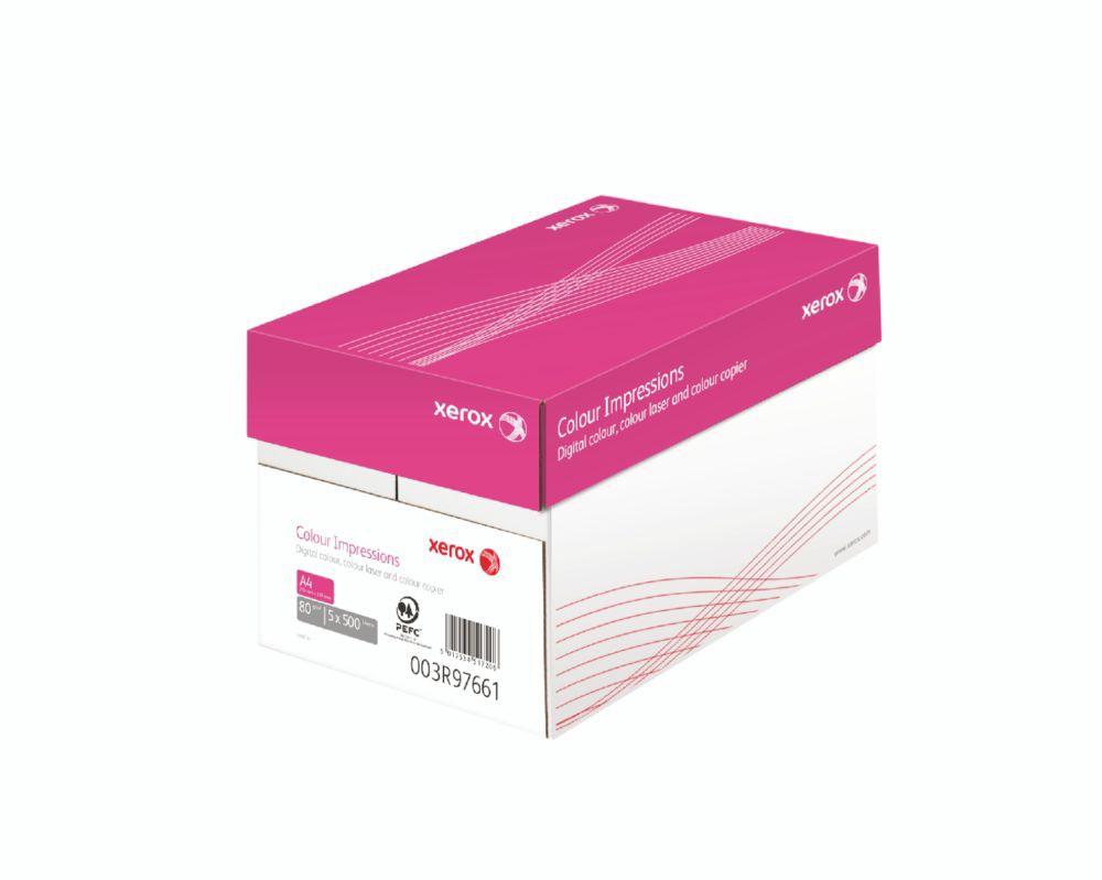 Xerox Colour Impressions A3 420X297mm PEFC 160Gm2 SG Pack 250 003R98008
