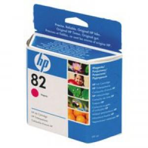 HP No.82 Inkjet Cartridge 69ml Magenta Code C4912AE