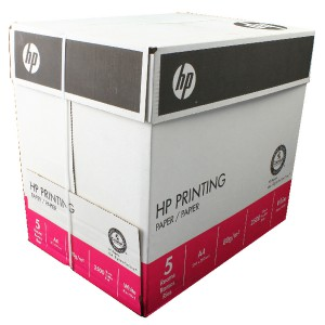 HP Printing Paper Multifunction 80gm A4 White Pack 500 Code HPT0317