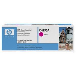 HP Laser Cart Magenta For LJ4500 C4193A