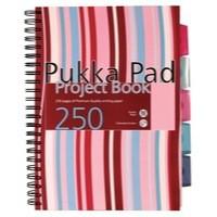 Pukka A4 Hardback Proj Book Pk3 CBPROBA4